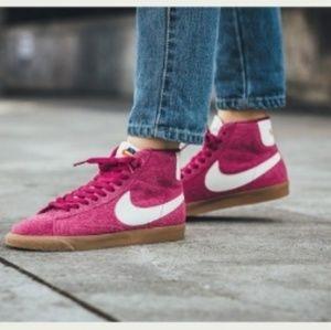 Nike Blazer Mid Suede Vintage Sneaker